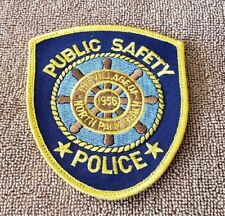 North Palm Beach Florida Police Public Safety Shoulder Patch
