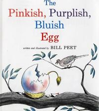 The Pinkish, Purplish, Bluish Egg Turtleback School & Library Binding Edition