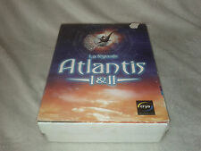ATLANTIS 1 ET 2 - COFFRET PC - Big Box