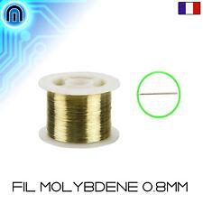 1M Fil Molybdene 0.08mm corde séparateur d'écrans lcd et vitre tactile 1 metre