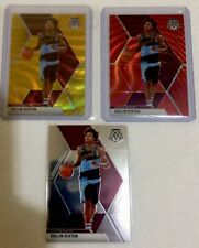 2019 Mosaic 3 LOT Gold Wave + Red Wave + Base Collin Sexton #167 (SSP)(SP)(Base)