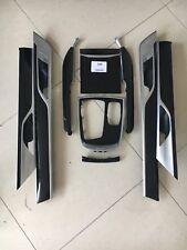 BMW G12 7er Blende Tür Fineline Metall door trims set