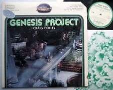 CRAIG HUXLEY 2LP SYNTHESIZER STAR TREK Genesis Project SPACE DISCO BOOGIE