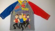 Wiggles / Hot Potato Long Sleeve Shirt / Boys / Sizes 1, 3, 4 And 5.