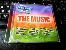 Soccer A.M.: The Music 2x CD The Jam Farm Joyzipper My Morning Jacket Elbow
