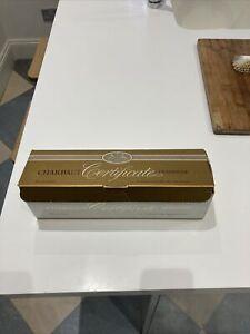 Charbaut 1982 Certificate Champagne 750ml.
