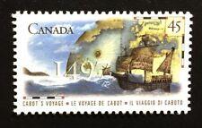 Canada #1649 MNH, John Cabot Stamp 1997