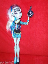 Monster High FRANKIE STEIN Ghoul Spirit LOOSE