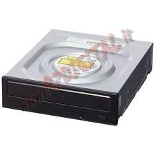 MASTERIZZATORE LG GH24NSD1 24x DVD CD RW LETTORE INTERNO SATA COMPUTER PC NERO