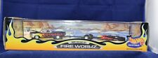Vintage Hot Wheels 'Fire Workz' Truck and Boat Set '59 Chevy El Camino A10