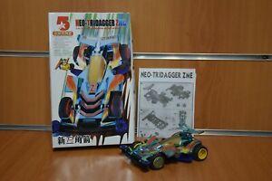 Neo-Tridagger ZMC 1:32 Fully-Hooded Mini Racer Series Tamiya Modellino Originale