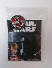 Star Wars Celebration 2017 Orlando Wedge Antilles R2-A3 Astromech Droid Pin