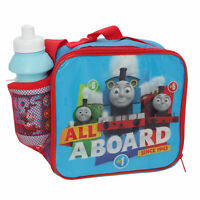 Thomas And Friends Childrens/Kids Lunch Bag And Water Bottle (LUNCH129)