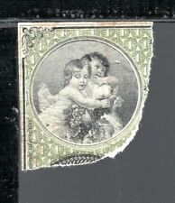 Obsolete Bank Note 'Sweeties' Vignette From Genuine Bank Note 1800s