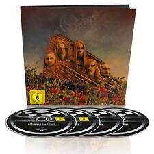 OPETH GARDEN OF THE TITANS BLU-RAY+2CD+DVD NUOVO