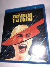 Psycho Blu-ray Disc Pop Art Edition NEW Factory Sealed Alfred Hitchcock's