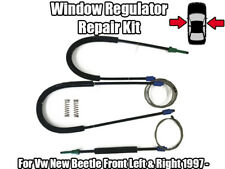 1x Window Regulator Repair Kit For VW New Beetle Front Left / Right Door Cable