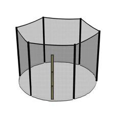 NEW Donnay Universal 10ft Trampoline Replacement Safety Net Enclosure Surround