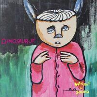 DINOSAUR JR. - WITHOUT A SOUND (DLX.EXP.GATEFOLD YELLOW 2LP)  2 VINYL LP NEU
