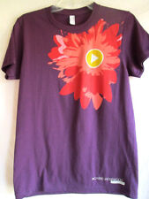 Carrie Underwood.Play On Tour.T-Shirt.Purple & Pink.New.Women'S M/L