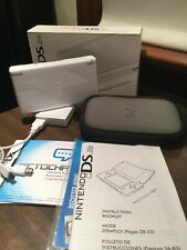 Nintnedo DS Lite White With Accessories