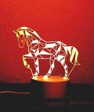 3D LED Illusionslampe Nachtlicht Stimmungslicht Kinderlicht