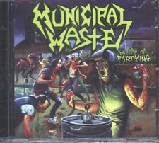 Municipal Waste - The Art of Partying CD