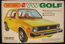 MATCHBOX pk-4120 - Volkswagen VW Golf - 1:25 - Voiture Modèle Kit Office Model Kit