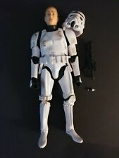 Loose Star Wars Black Series 6 inch: Luke Skywalker in Stormtrooper Disguise