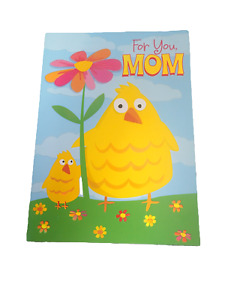 Easter Card FOR YOU MOM Filled With Love American Greeting