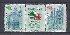 1985 - LOTTO/6828 - REPUBBLICA - ITALIA 85 - 4° SERIE
