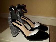 Dorothy Perkins Block Ankle Straps Heels for Women