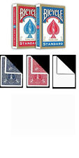 2 mazzi Carte Bicycle Standard Index (Blu/Rosso) + 3 Carte Gaff cards in omaggio