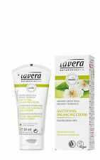 LAVERA ORGANIC MATTIFYING BALANCING CREAM - 50 ML - FOR COMBINATION SKIN