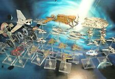 Star Wars X-Wing Miniatures Slave 1 Star Viper IG-2000 B-Wing Tie Fighter  s115