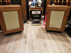Altec Lansing 604E Super Duplex Speaker with N-1500A Crossover in cabinet.