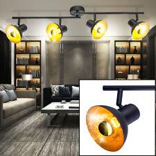 Vintage Plafonnier LED ess chambre Bâton éclairage OR SPOT tournant