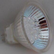 6 pcs. MR16 LED 1W 12V G5.3 AC/DC Warm White Flood Lamp Wide Beam Light Bulb