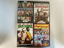 Dvd Comedy Movies Lot: Rock of Ages, School of Rock, Bad Santa + 6 movies