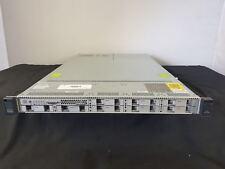 Cisco USC C220 M3 Server, 8 CORE XEON  E5-2609 2.4GHz, 64GB RAM 2 x 600GB SAS