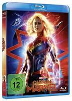 Captain Marvel [Blu-ray/NEU/OVP] der 21. Film im Marvel Cinematic Universe
