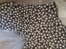 """Hollow Aluminum Balls 3/8"""" diameter (.375"""") 50 pieces"""