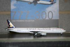 Dragon Wings 1:400 Singapore Airlines Boeing 777-300 9V-SYE (55749) Model Plane