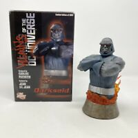 """Darkseid Villains of the DC Universe 6"""" Bust DC Direct #1334/3000"""