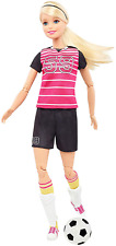 Made to Move Soccer Player Doll