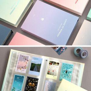 ICONIC Moment Photo Card Book Name Cards Pocket Polaroid Album File Binder