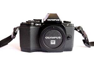 Systemkamera Olympus OM-D E-M10  MFT