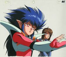 Anime Cel Iczer Reborn #12