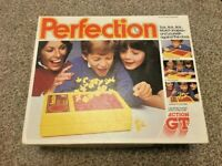 PERFECTION GAME VINTAGE ACTION GT EXCELLENT CONDITION COMPLETE 1980