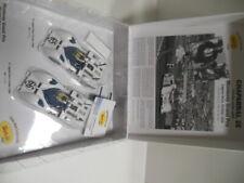 Slot it CW08 Chaparral 2E boxed set new